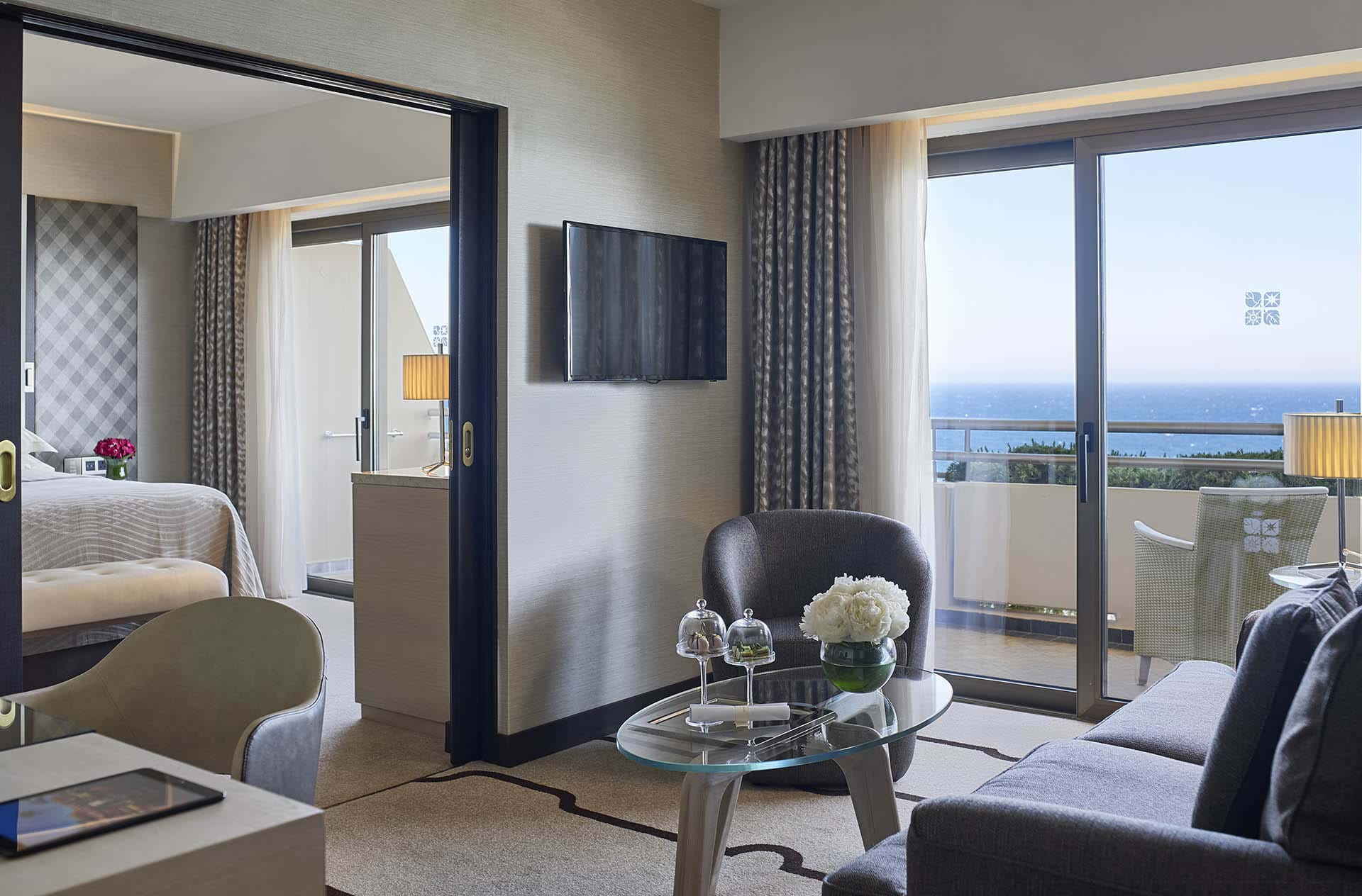 Hotel Rooms And Hotel Suites At Four Seasons Limassol