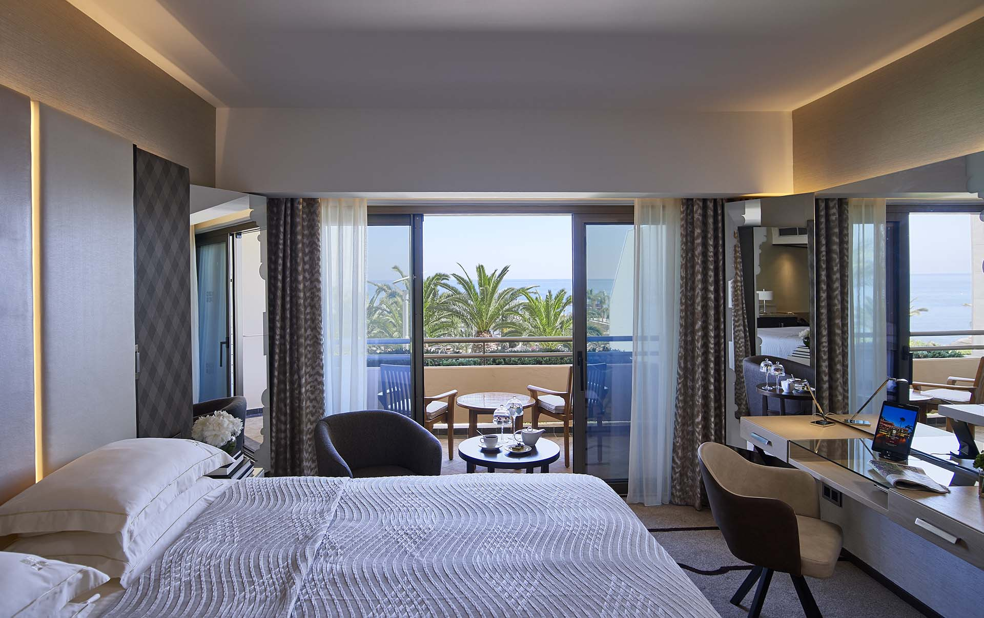 Hotel Rooms and Hotel Suites at Four Seasons Limassol Cyprus