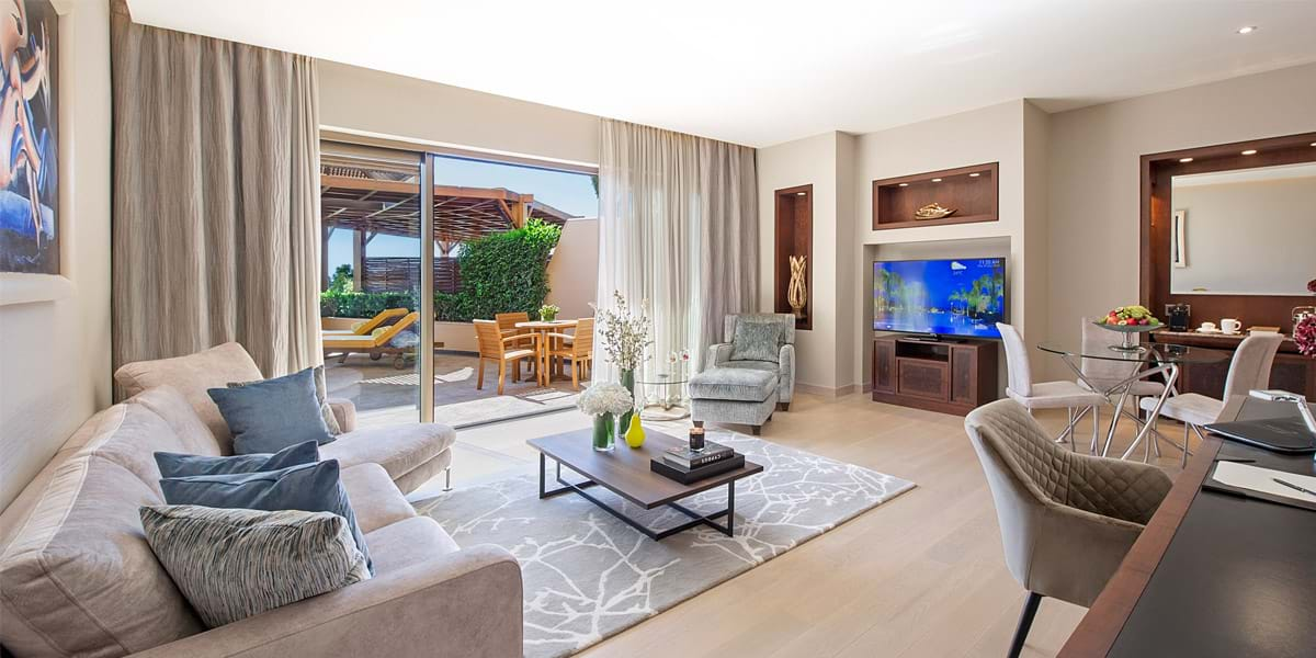 Executive Suite, cyprus luxury hotels