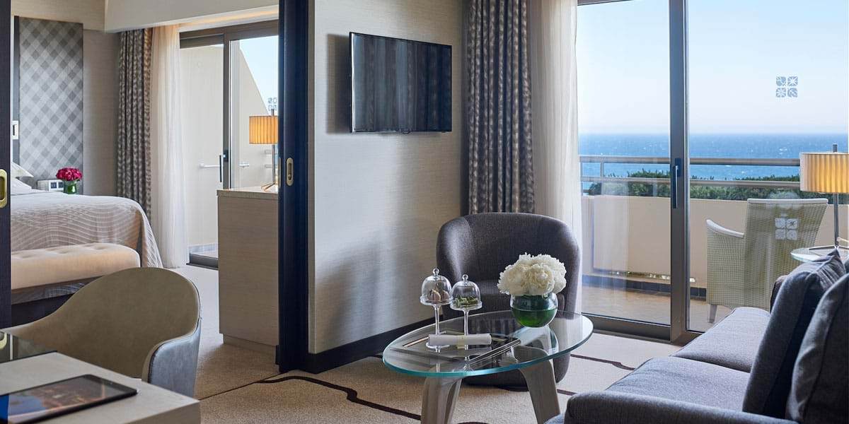 Penthouse Suite, top hotels in Limassol