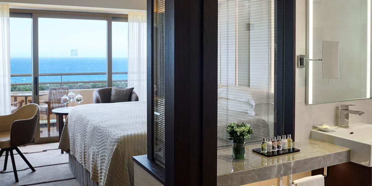 Superior Sea View, 5 star Luxury Hotel in Limassol