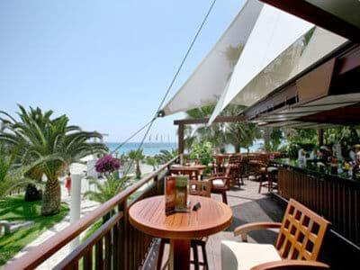 Pool & Beach Bars