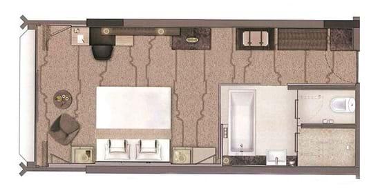 Superior Inland View Floor Plan