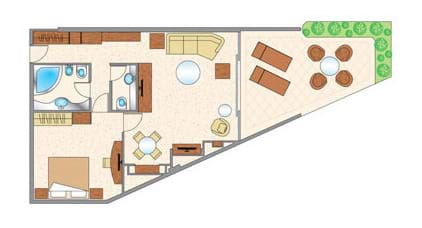 Executive Suite Floor Plan
